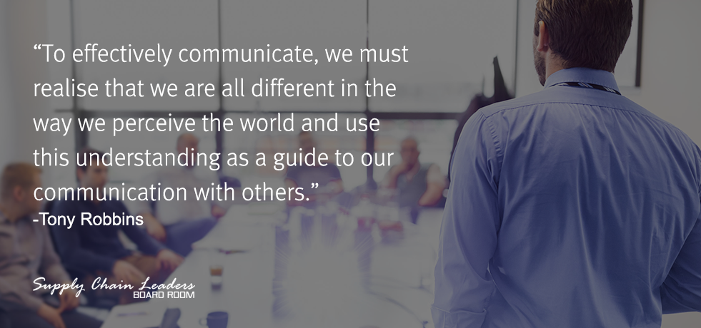 Tony Robbins Communication Quote