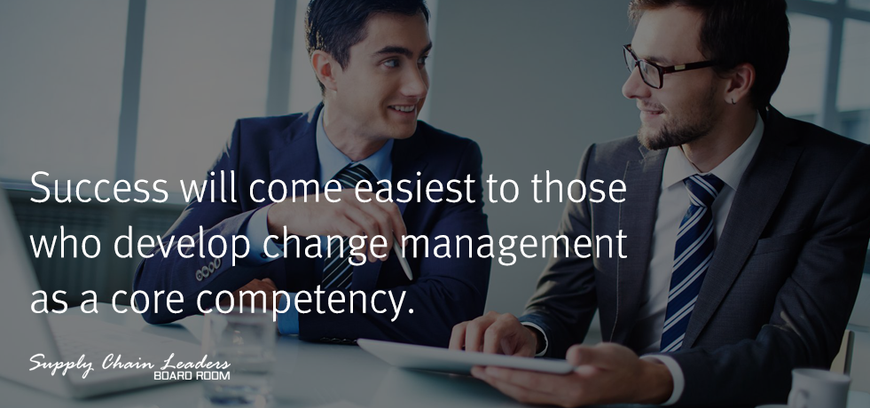 Success and Change Management